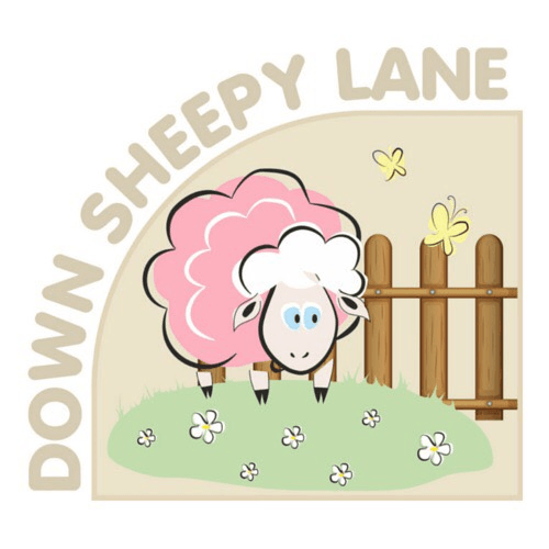 Down Sheepy Lane Logo
