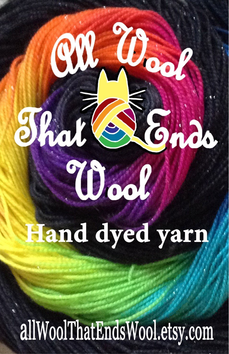 All Wool That Ends Wool Logo