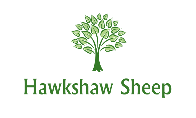 Hawkshaw Sheep Logo