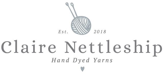 Claire Nettleship Yarns Logo