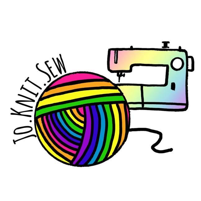 Jo Knit Sew Logo