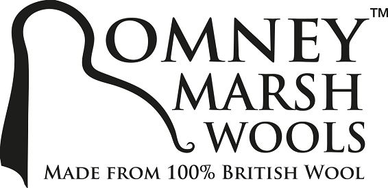 Romney Marsh Wools Logo