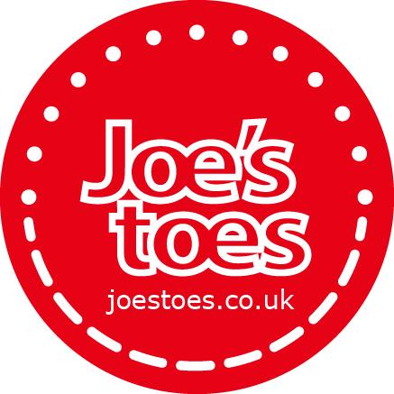 Joe's Toes Logo