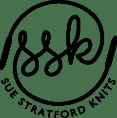 Sue Stratford Knits Logo