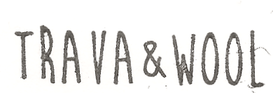 Trava & Wool Logo
