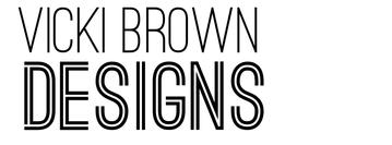 Vicki Brown Designs Logo