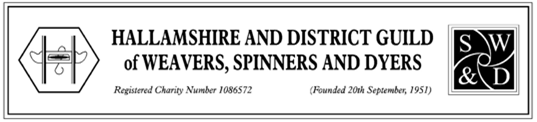 Hallamshire Guild of Weavers, Spinners and Dyers