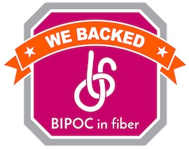 BIPOC in Fiber Crowdfunder